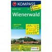 Kompass - Wienerwald - Wanderkarte 209
