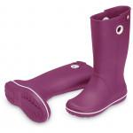 Crocs - Women's Crocband Jaunt - Regenstiefel