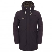 The North Face - Himalayan Long Parka - Mantel