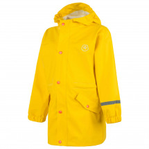 Color Kids - Kid's Viggo Rain Coat PU - Coat