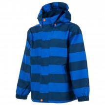 Color Kids - Kid's Vilson Jacket AWG AOP - Hardshelltakki