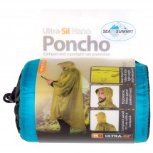 Sea to Summit - Poncho 15D - Veste hardshell