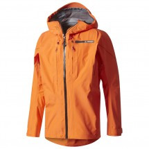 adidas - Terrex Techrock GTX Hooded Jacket - Waterproof jacket