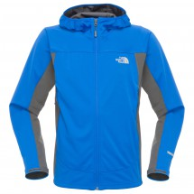 The North Face - Cipher Hybrid Hoodie - Softshelljacke