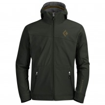 Black Diamond - Crag Hoody - Softshelljacke