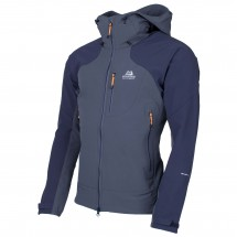 Mountain Equipment - Frontier Hooded Jacket - Softskjelljakke