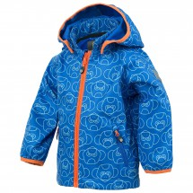Color Kids - Kid's Veast Mini Softshell AOP - Softshelltakki