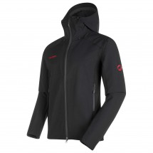 Mammut - Base Jump SO Hooded Jacket - Softshell jacket