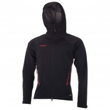 Mammut - Ultimate Alpine SO Hooded Jacket - Softshelljack