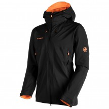 Mammut - Ultimate Eisfeld Softshell Hooded Jacket - Softshelljacke