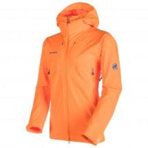 Mammut - Ultimate Eisfeld Softshell Hooded Jacket - Softshell jacket