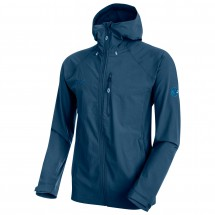 Mammut - Runbold Trail SO Hooded Jacket - Softshelljacke