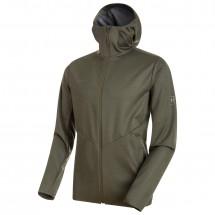 Mammut - Ultimate V Tour SO Hooded Jacket - Softshell jacket