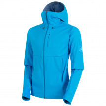 Mammut - Ultimate V SO Hooded Jacket - Softshelljacke