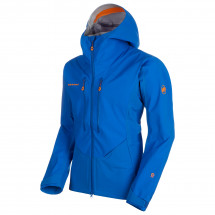 Mammut - Eisfeld Guide SO Hooded Jacket - Softshelljacke