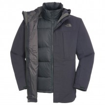 The North Face - Overcaster Triclimate Jacket - Doppeljacke