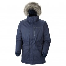 Columbia - Alpine Escape Long Down Jacket - Doudoune