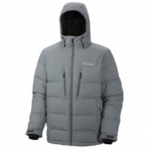Columbia - Alaskan II Down Hooded Jacket - Doudoune