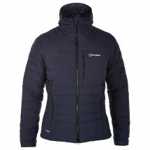Berghaus - Basteir Insulated Hooded Jacket - Tekokuitutakki