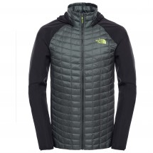 The North Face - ThermoBall Hybrid Hoodie - Tekokuitutakki