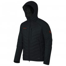 Mammut - Rime Pro IS Hooded Jacket - Tekokuitutakki