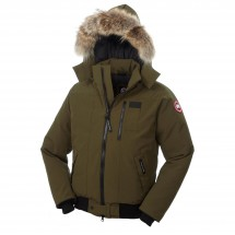 Canada Goose Borden Bomber Winter Jacket Men S Product Review