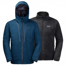 Jack Wolfskin - Sierra Trail 3in1 - 3-in-1 jacket