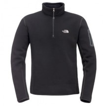 The North Face - Extreme Wool 1/4 Zip Fleecepullover