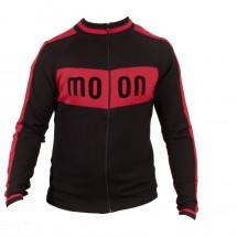 Moon Climbing - Merino Wool Cardigan - Wollen jack