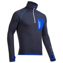 Ortovox - Fleece Zip Neck - Pull-over en laine mérinos