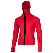 66 North - Vik Hooded Wind Pro Jacket - Fleecetakki