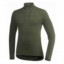 Woolpower - Zip Turtleneck 400 - Pull-over en laine mérinos