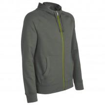 Icebreaker - Quattro LS Hood - Wool jacket