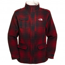 The North Face - Hassel Jacket - Wool jacket