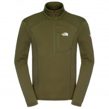 The North Face - Flux Power Stretch 1/4 Zip - Fleecetrui