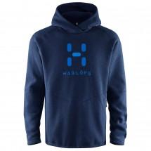Haglöfs - Swook Logo Hood - Fleece pullover