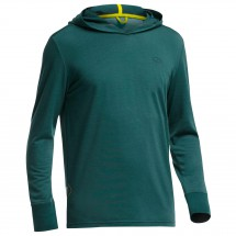 Icebreaker - Drifter LS Hood - Merino sweater