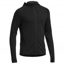 Icebreaker - Quantum LS Zip Hood - Wool jacket