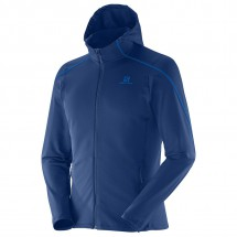 Salomon - Discovery Hooded Midlayer - Fleecejack