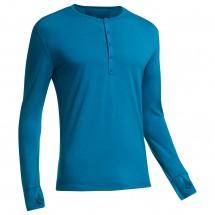 Icebreaker - Compass LS Henley - Merino sweater