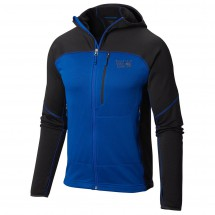 Mountain Hardwear - Desna Grid Hooded Jacket - Fleecetakki