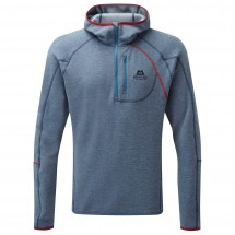 Mountain Equipment - Integrity Hooded Zip Tee - Fleecegensere