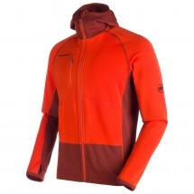 Mammut - Aconcagua Pro Midlayer Hooded Jacket - Fleecetakki