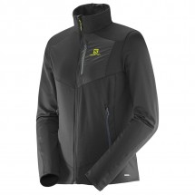 Salomon - Minim Evac Mid FZ - Fleecejacke