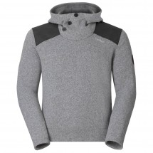 Odlo - Lucma Hoody Midlayer - Pull-over polaire