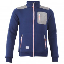2117 of Sweden - Solid Knitted Fleece Jacket Nödinge