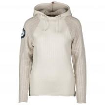 Amundsen - Boiled Hoodie Ribbed - Pull-over en laine mérinos