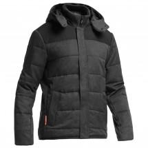 Icebreaker - Scout L/S Zip Hood - Wool jacket