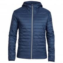 Icebreaker - Stratus L/S Zip Hood - Wool jacket