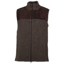 Mufflon - Hubärt - Veste en laine sans manches